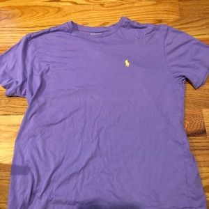 Men's Polo T-shirt Medium